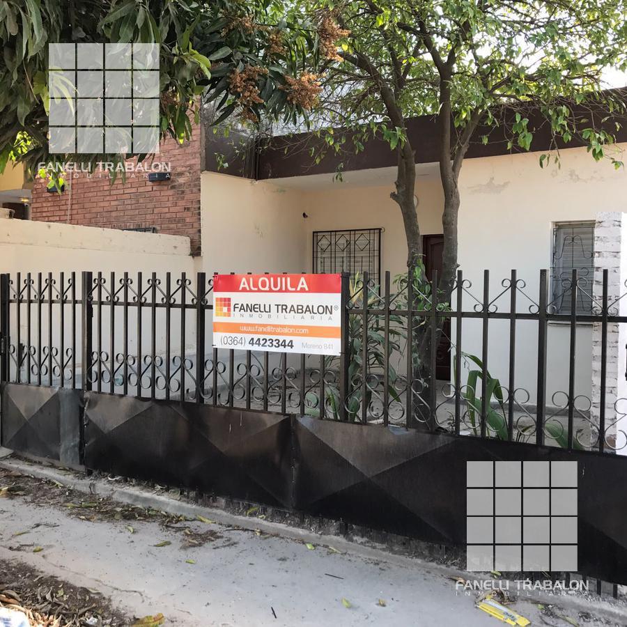 Foto Departamento en Alquiler en  Oro Blanco,  Presidencia Roque Saenz Peña  al 100