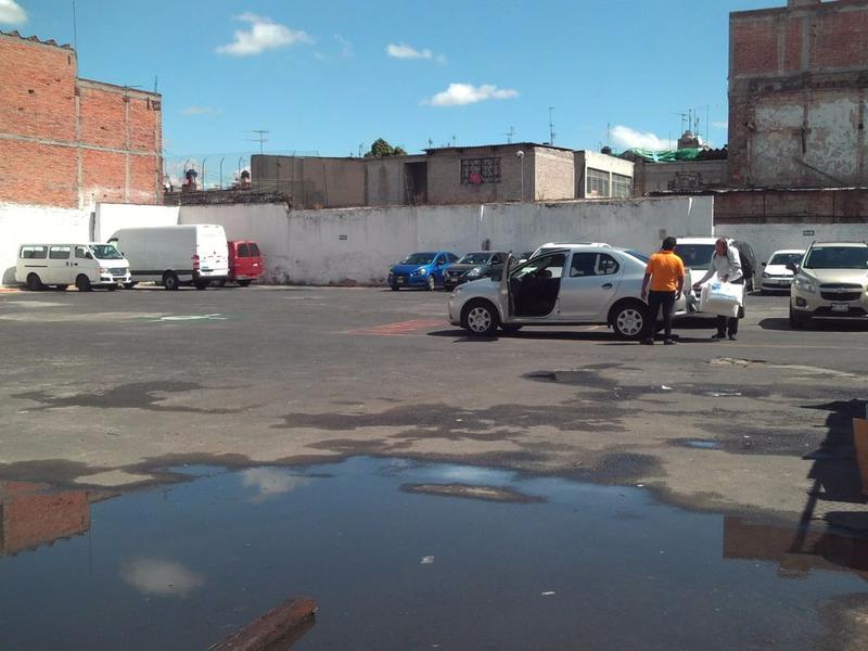 Foto Terreno en Venta en  Centro (Area 4),  Cuauhtémoc  CENTRO, TERRENO HABITACIONAL, VENTA, CUAUHTEMOC, CDMX.