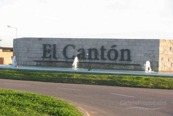 Foto Terreno en Venta en  El Canton - Puerto,  Countries/B.Cerrado (Escobar)  Barrio El Cantón, Puerto lote a la laguna!!