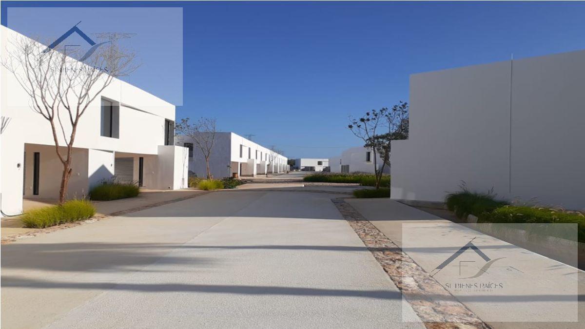 Foto Casa en Venta en  Pueblo Cholul,  Mérida   Casa en venta en Oasis Residencial Cholul 3 recámaras varios modelos