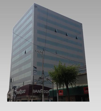 Foto Edificio Comercial en Renta en  Tlalnepantla  Centro,  Tlalnepantla de Baz  Oficinas en Renta Av. Sor Juana I. Tlalnepantla
