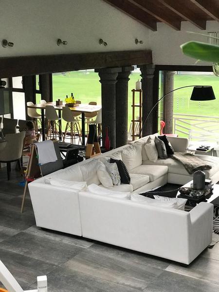 Foto Casa en Renta en  Club de Golf los Encinos,  Lerma  Vista al Nevado
