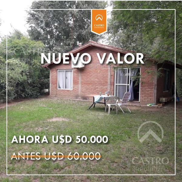 Foto Casa en Venta en  Centro,  Merlo  Calle La Tonada