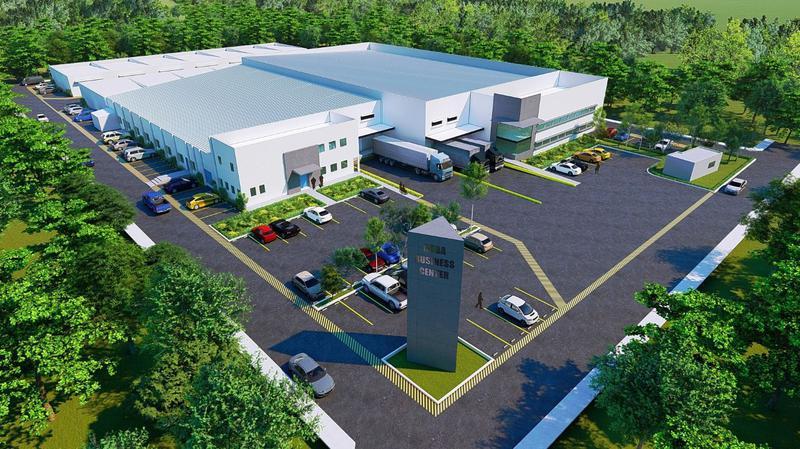 Foto Bodega Industrial en Venta en  Pueblo Chicxulub,  Chicxulub Pueblo  Bodegas en Venta a la altura de Residencial Baspul $4,994 xm2, Goba