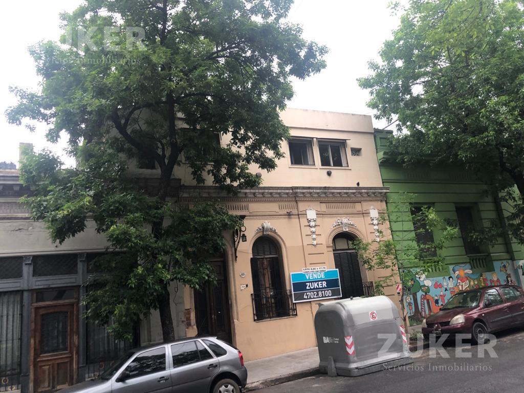 Foto Terreno en Venta en  Palermo ,  Capital Federal  cabrera al 4000