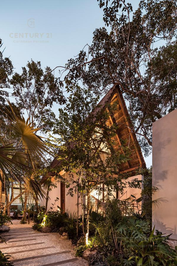 Foto Casa en Venta en  La Veleta,  Tulum  Casa en Venta Tulum Estilo y acabados Unicos! P3085