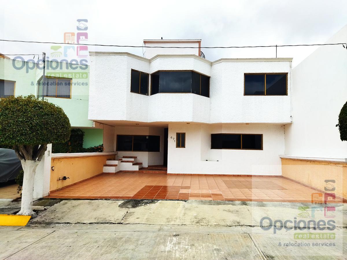 Foto Casa en Renta en  Morelia ,  Michoacán  CASA EN RENTA EN FRACC BUGAMBILIAS LAS AMERICAS