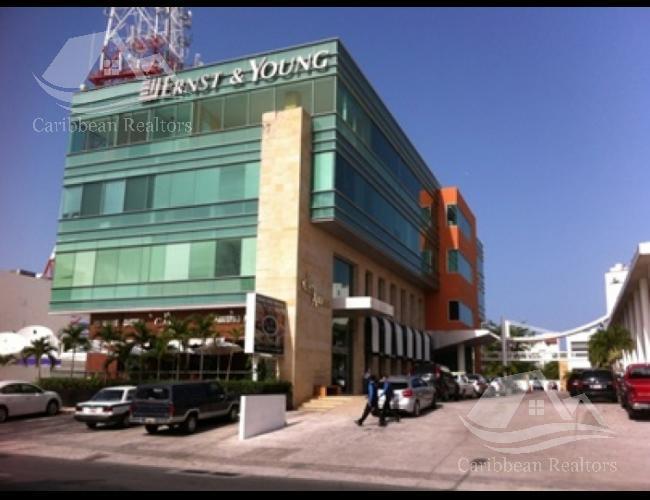 Foto Oficina en Renta en  Cancún ,  Quintana Roo  OFICINA EN RENTA EN CANCÚN/TORRE SOL