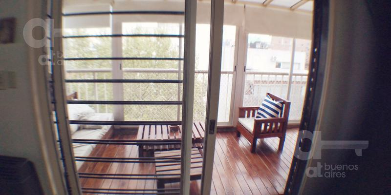 Foto Departamento en Alquiler temporario en  Villa Crespo ,  Capital Federal  Aráoz y Córdoba