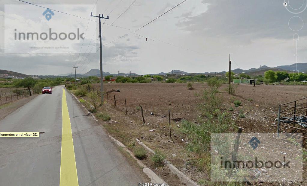 Foto Terreno en Venta en  Ejido Labor de Terrazas,  Chihuahua  TERRENO EN VENTA 3.4 HAS labor de terrazas