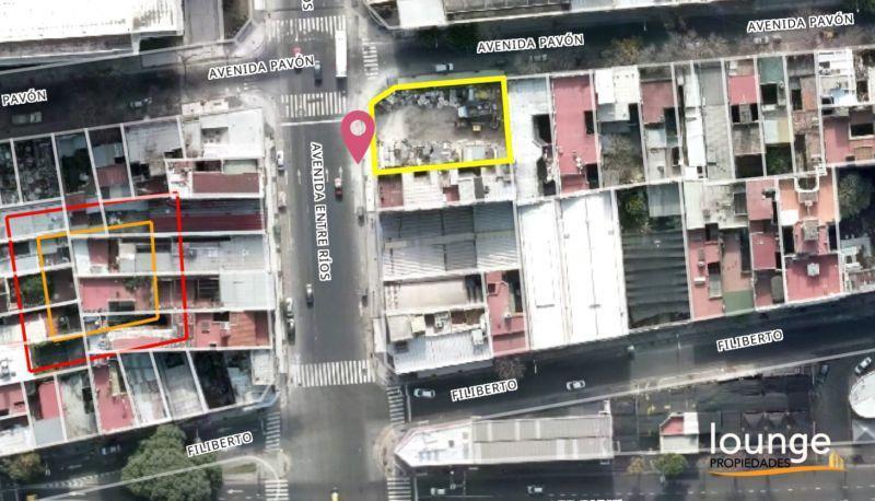 Foto Terreno en Venta en  Constitución ,  Capital Federal  AV. ENTRE RIOS 1502
