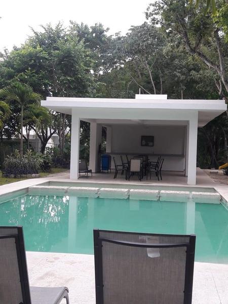 Foto Casa en Renta en  Puerto Morelos,  Puerto Morelos  ESTRENA CASA EN PUERTO MARINO AMPLIA  ALBERCA COMUNAL Y ÁREAS VERDES