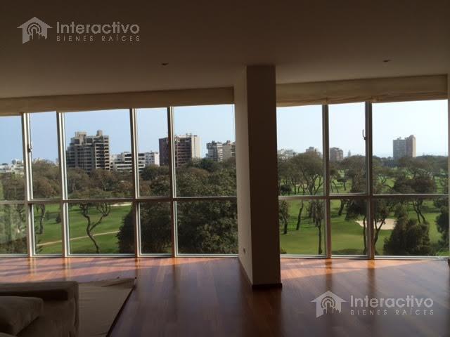 Foto Departamento en Alquiler en  San Isidro,  Lima  Edificio Millenium torre 3. Vista al Golf de San Isidro