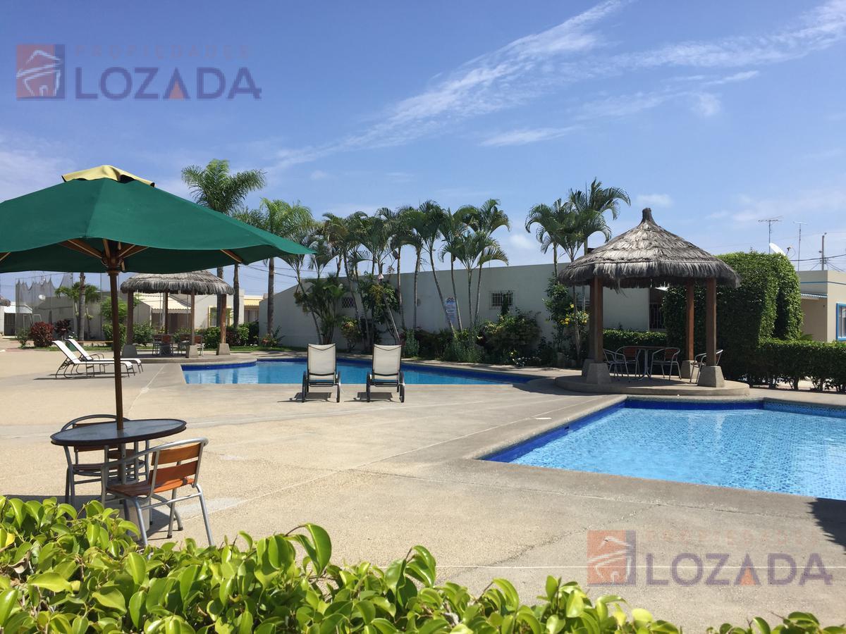 Foto Casa en Alquiler en  Costa de Oro,  Salinas  Alquiler de casa en ciudadela cerrada $700