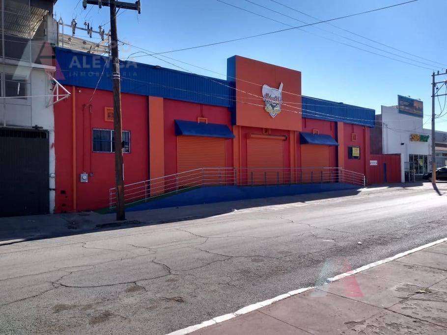 Foto Edificio Comercial en Renta en  Altavista,  Chihuahua  Av.  División del Norte casi esquina con Tecnológico