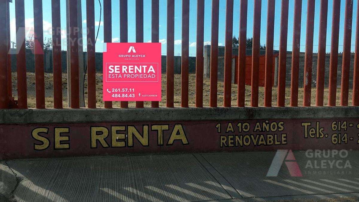 Foto Terreno en Renta en  Plan de Ayala,  Chihuahua  PERIFERICO FCO R. ALMADA COLONIA PLAN DE AYALA 1