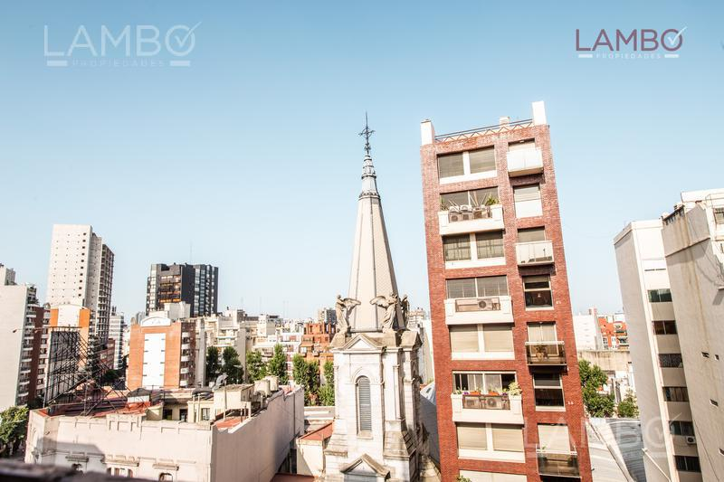 Foto Departamento en Venta en  Barracas ,  Capital Federal  ESPECTACULAR DEPTO CON TERRAZA, cochera y baulera
