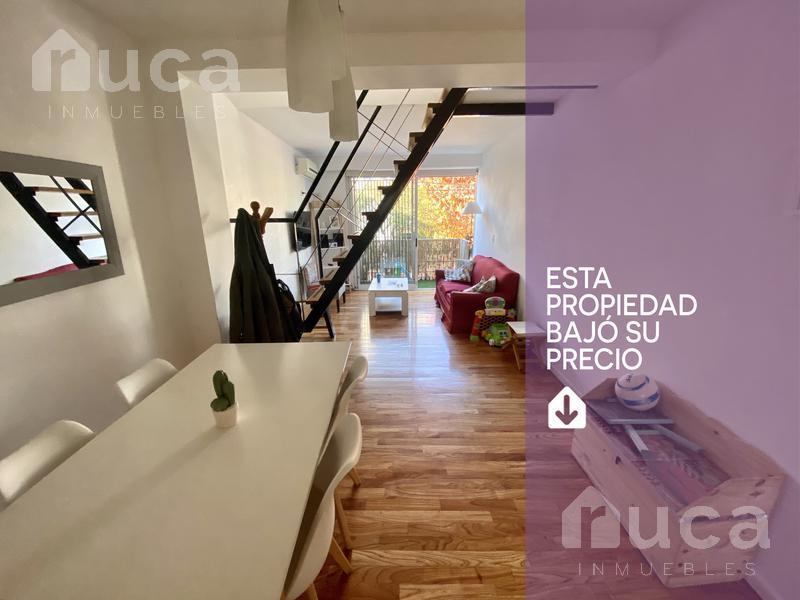 Foto Departamento en Venta en  San Isidro ,  G.B.A. Zona Norte  Departamento tipo  dúplex de 2 ambientes más escritorio!! Muy luminoso  - San Isidro