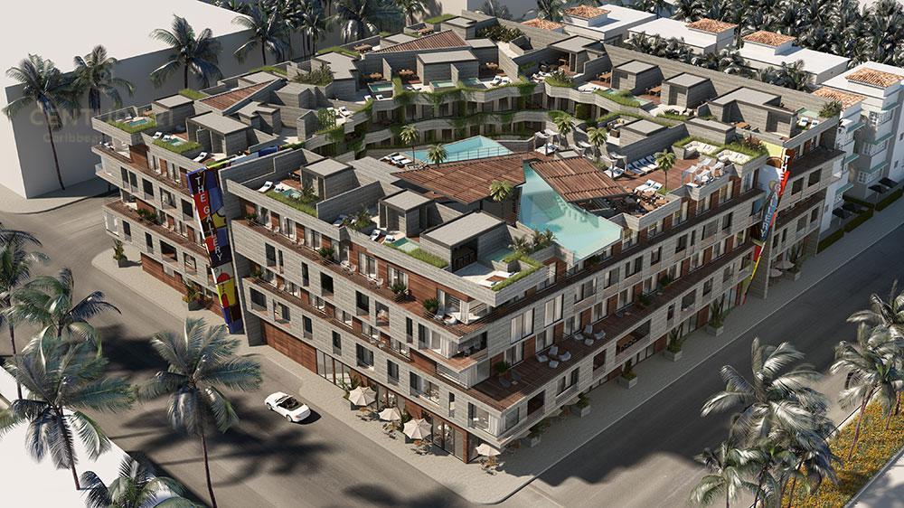 Playa del Carmen Departamento for Venta scene image 52
