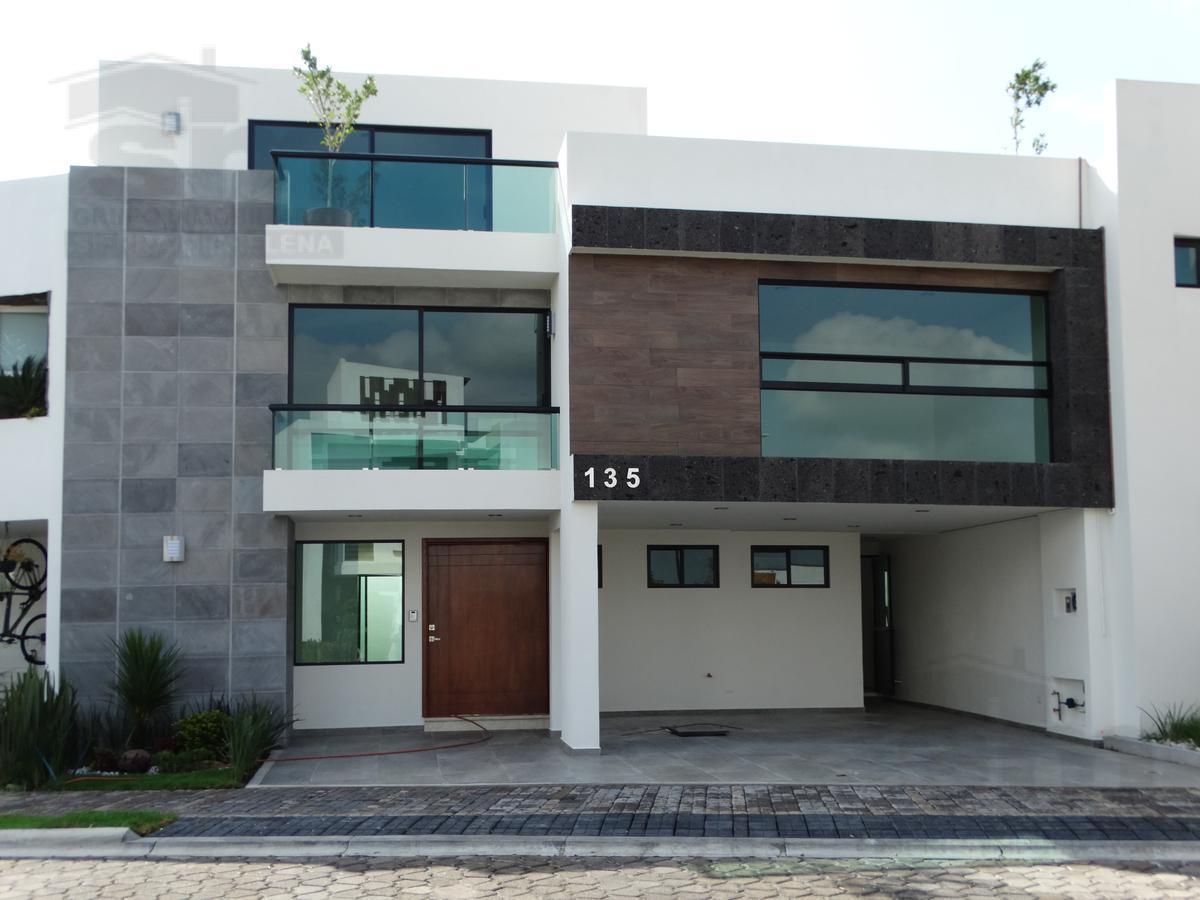 Foto Casa en Venta en  San Andrés Cholula ,  Puebla  CASA EN VENTA EN PARQUE VENETO, LOMAS DE ANGELÓPOLIS