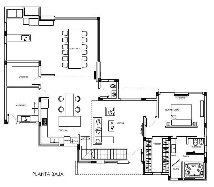 Foto Casa en Venta en  Fincas de Hudson,  Countries/B.Cerrado (Berazategui)  Fincas de Hudson