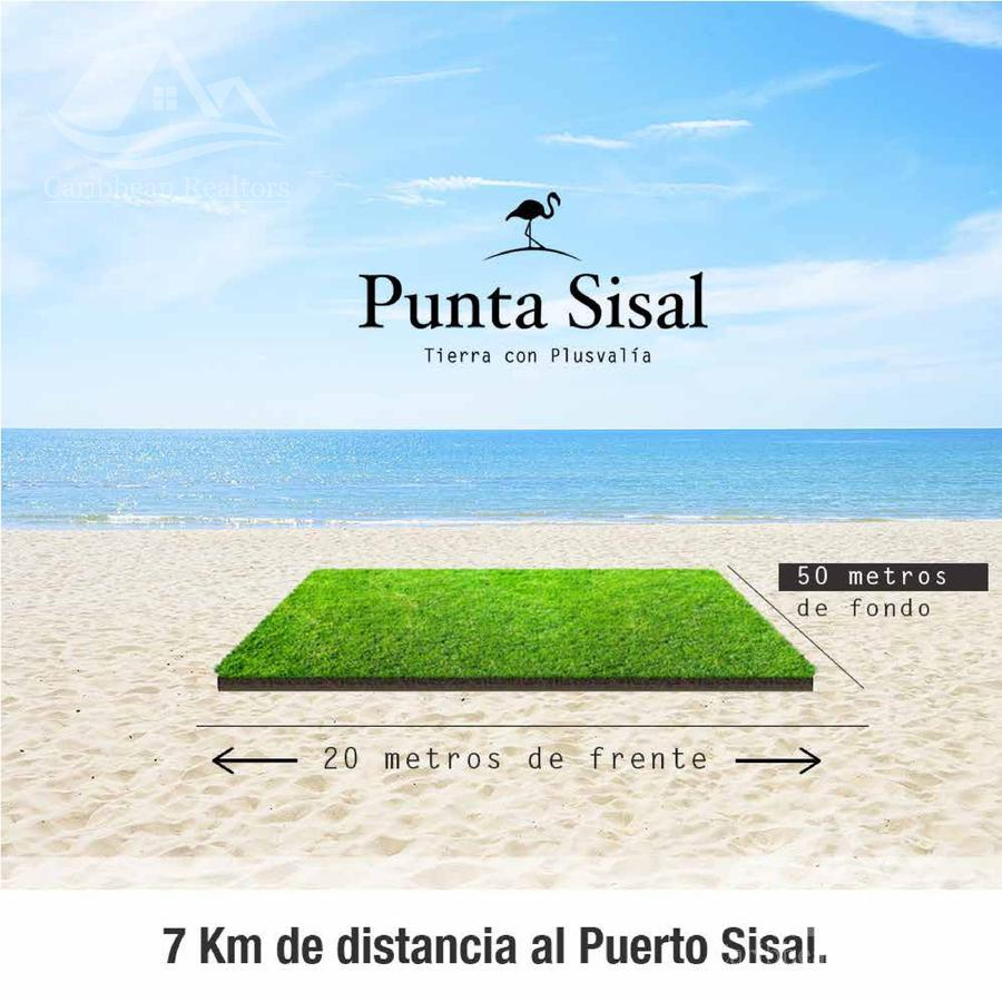 Picture Land in Sale in  Sisal,  Valladolid  Sisal