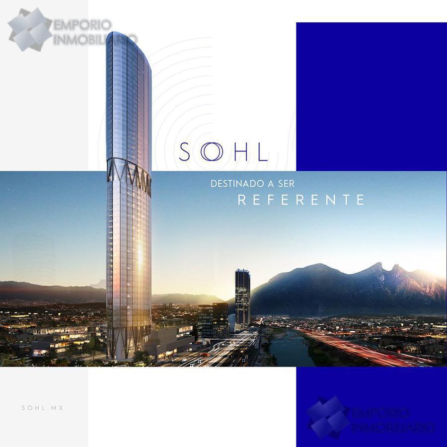 Foto Departamento en Venta en  Mirador,  Monterrey  Departamento Venta Torre Sohl Av. Constitución desde $4,455,000 Lizlog EMO1