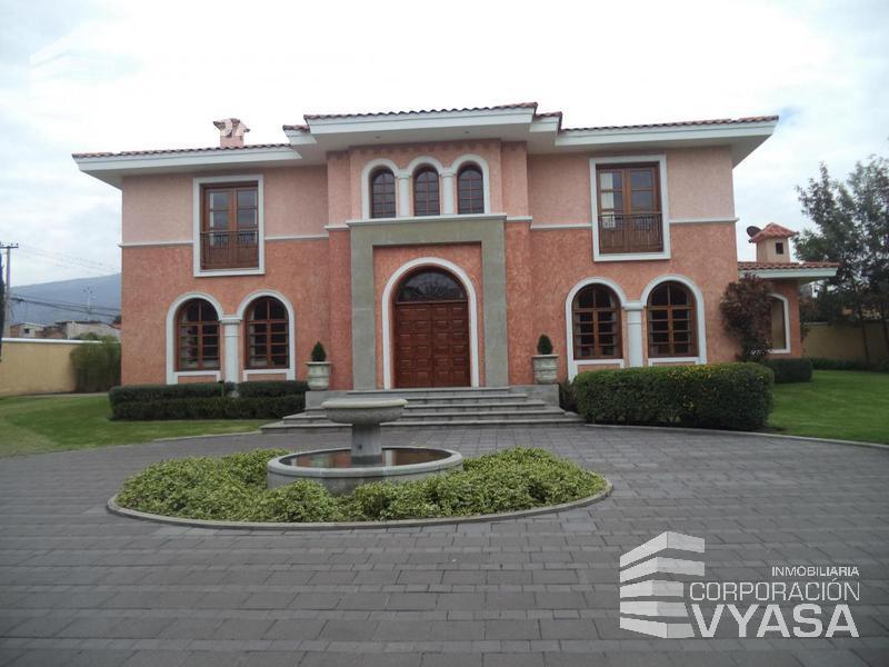 Foto Oficina en Alquiler en  Tumbaco,  Quito  TUMBACO, CASA DE ARRIENDO PARA OFICINAS, 600 M2 CON 2.000 M2 DE TERRENO