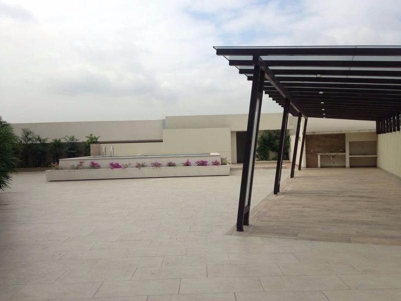 Foto Departamento en Venta en  Norte de Guayaquil,  Guayaquil  VENDO SUITE EN CIUDAD COLON CON TERRAZA