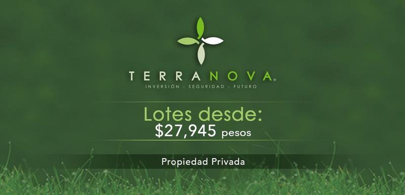 Foto Terreno en Venta en  Pueblo Komchen,  Mérida  Terranova Terrenos para inversión.