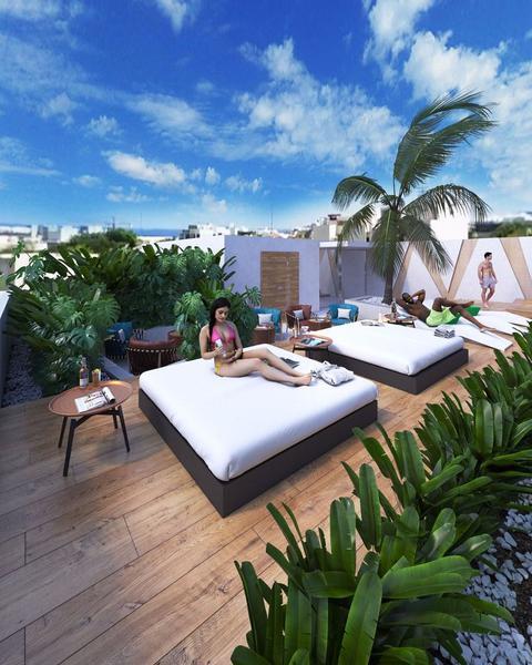 Playa del Carmen Centro Departamento for Venta scene image 6