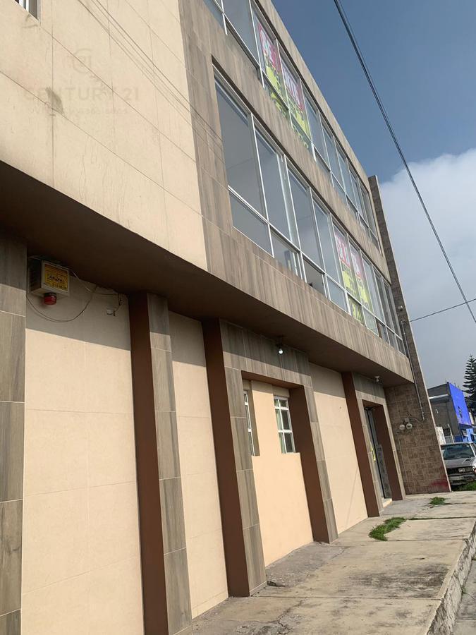 Foto Edificio Comercial en Renta en  Moderna de la Cruz,  Toluca    OFICINAS EN RENTA EN JESUS CARRANZA TOLUCA