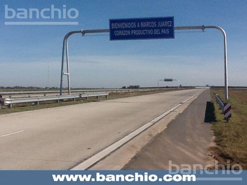 MARCOS JUAREZ  , Cordoba. Venta de Terrenos - Banchio Propiedades. Inmobiliaria en Rosario