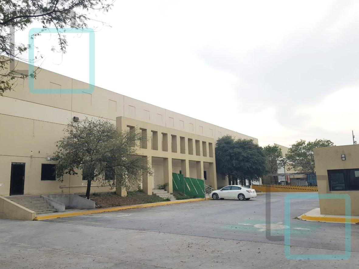 Foto Nave Industrial en Renta en  El Milagro,  Apodaca  NAVE INDUSTRIAL EN RENTA PARQUE INDUSTRIAL MARTEL APOCADA