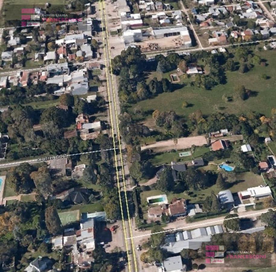 Foto Terreno en Venta en  Villa Elvira,  La Plata  7 y 602bis La Aurora