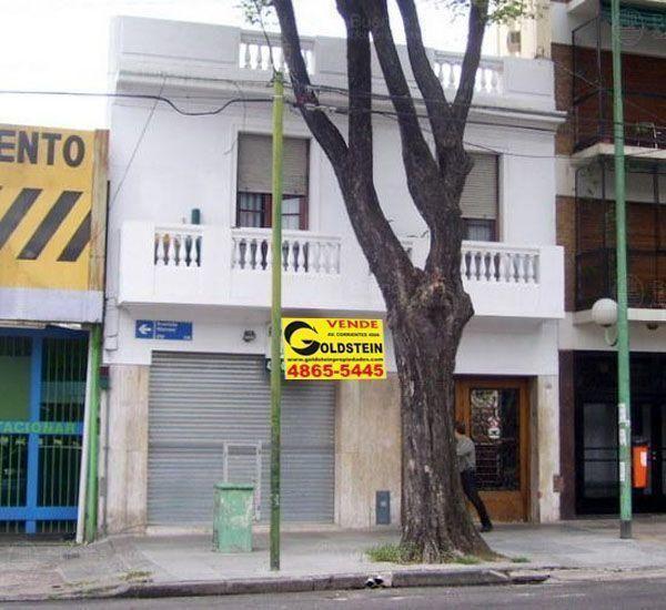 Foto Terreno en Venta en  Villa Crespo ,  Capital Federal  AV. WARNES 100