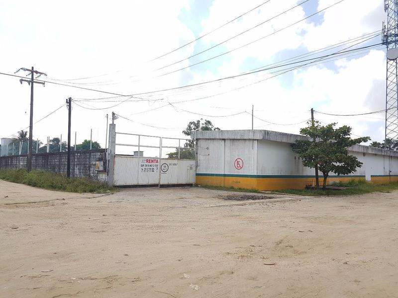 Foto Terreno en Renta en  Estero Del Pantano,  Cosoleacaque  5 de Febrero No. 107 esquina Vicente Guerrero colonia Estero del Pantano, Cosoleacaque, Veracruz.