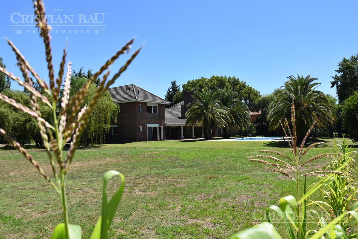 Foto Casa en Venta en  San Diego C.C,  Countries/B.Cerrado (Moreno)   Sólida Propiedad San Diego