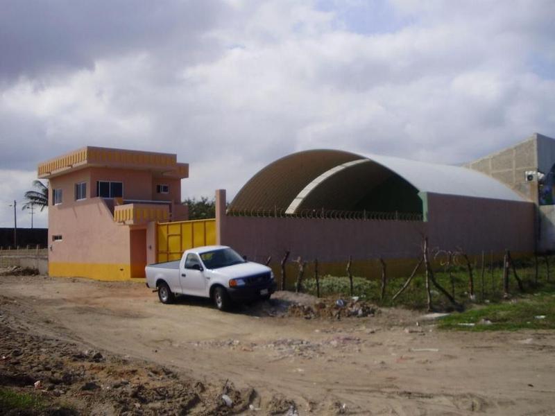 Foto Bodega Industrial en Venta | Renta en  Puerto México,  Coatzacoalcos  BODEGA INDUSTRIAL 600 M2  EXCELENTE UBICACION