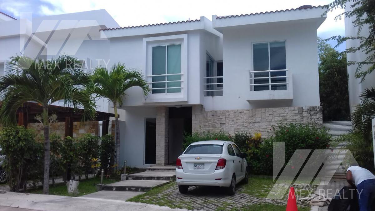 Foto Casa en Renta en  Benito Juárez ,  Quintana Roo  Casa en renta en La Ceiba (Selva Mar) PLAYA DEL CARMEN, Q. ROO