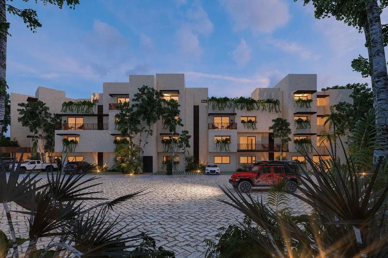 Aldea Zama Apartment for Sale scene image 7