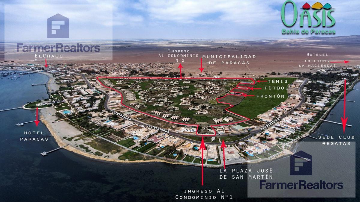 Foto Terreno en Venta en  Paracas,  Pisco  Paracas