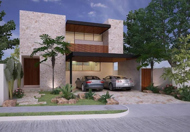 Foto Casa en Venta en  Temozon Norte,  Mérida  Casa en venta  Temozón 10 (Mod C) Mérida Yucatán