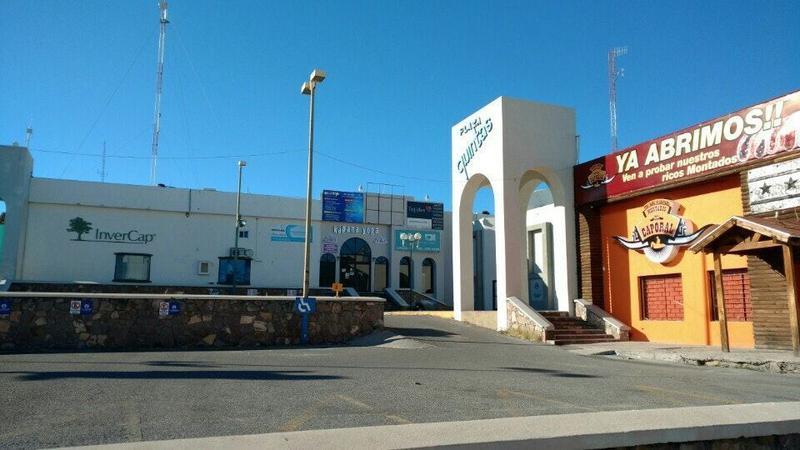 Foto Local en Venta en  Quintas del Sol,  Chihuahua  LOCALES EN VENTA PARA INVERSIÓN YA RENTADOS EN  PLAZA QUINTAS SOBRE ORTIZ MENA