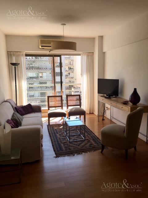 Foto Departamento en Alquiler | Alquiler temporario en  Palermo Chico,  Palermo  Demaría 4500