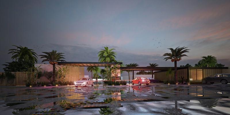 Foto Casa en condominio en Venta en  Solidaridad,  Playa del Carmen  Casas en Venta en Playa del Carmen, Quintana Roo