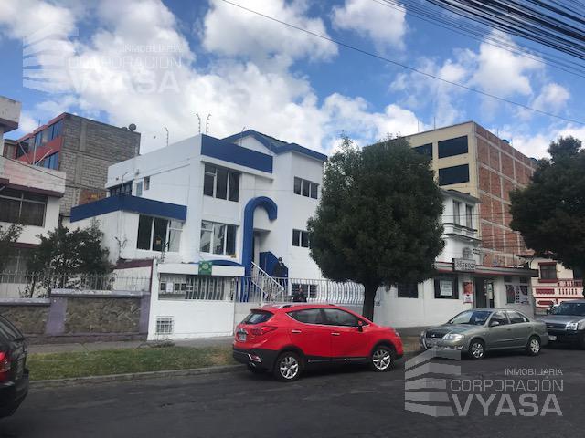 Foto Oficina en Alquiler en  Sur de Quito,  Quito  Villaflora - Banco Internacional al  Sur de Quito, casa para oficinas de arriendo 250m2