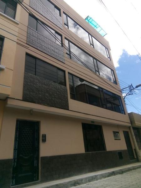 Foto Departamento en Venta en  El Recreo,  Quito  Departamento a estrenar en venta Sector la Villaflora