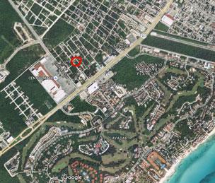 Foto Terreno en Venta en  Playa del Carmen ,  Quintana Roo          Venta: Terreno Ejido Sur cerca Centro Maya