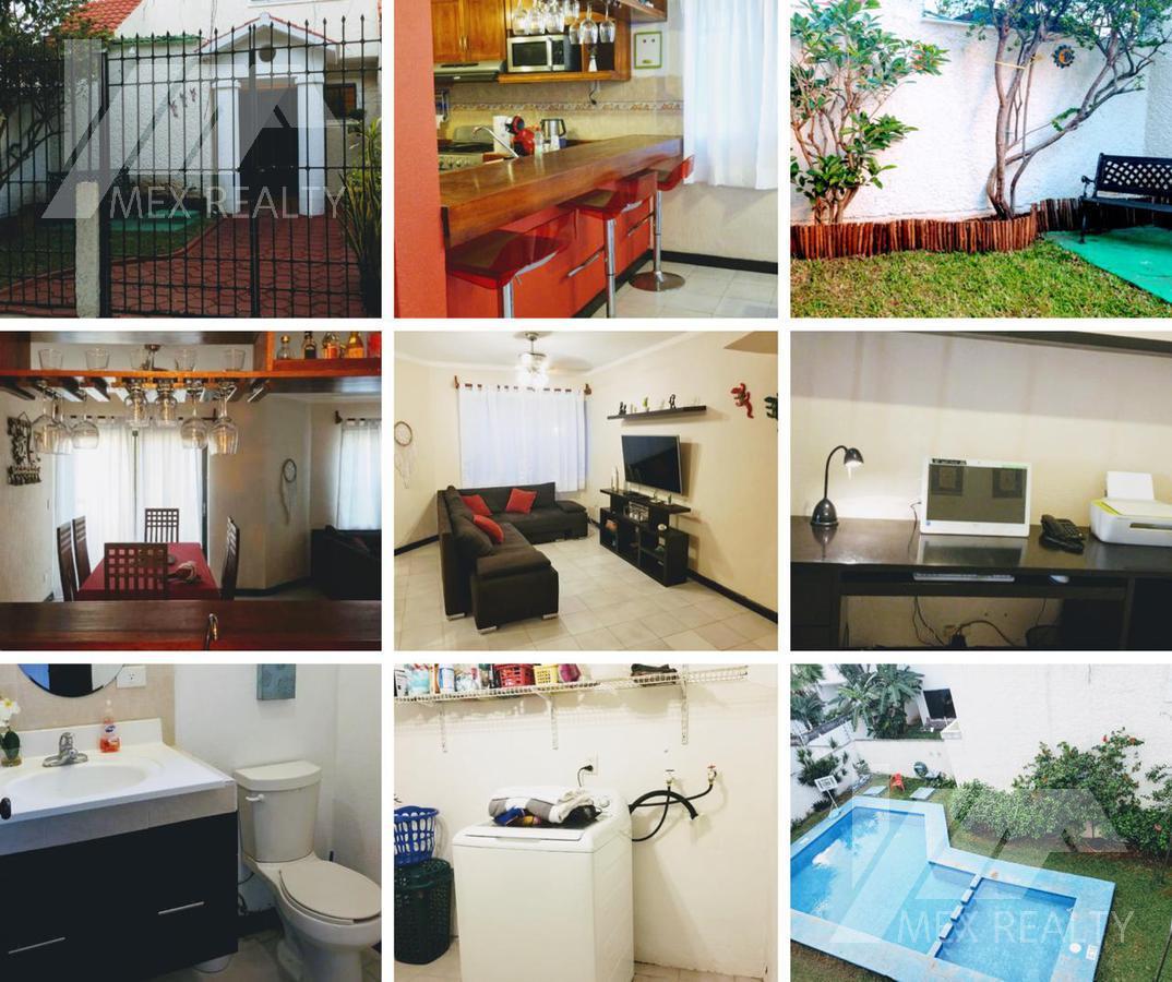 Foto Casa en Renta en  Benito Juárez ,  Quintana Roo  BONITA CASA TOTALMENTE AMUEBLADA  SM 44 POR PLAZA OUTLET Y AV. ANDRES Q. ROO EN RENTA